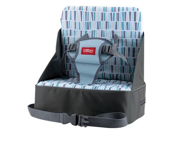Kindersitz - grau - 9m+